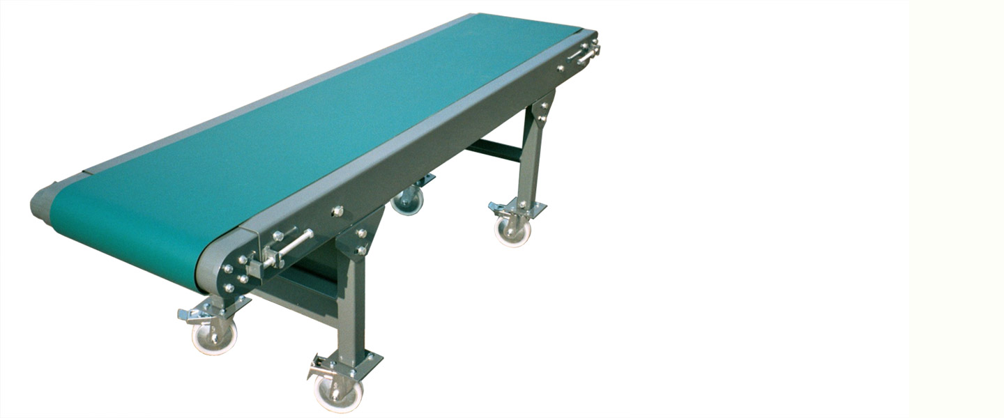 Albion Handling Mobile Belt Conveyor