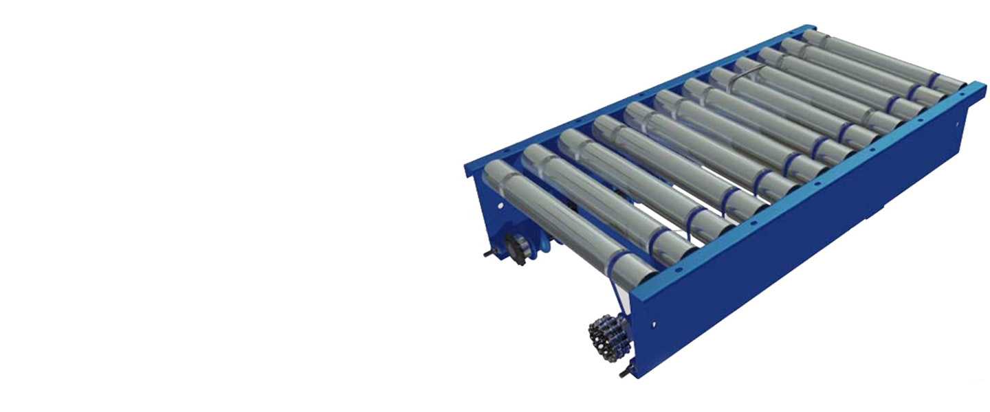 Albion Handling Powered Roller Conveyor