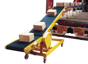 Mobile belt loading conveyor 018