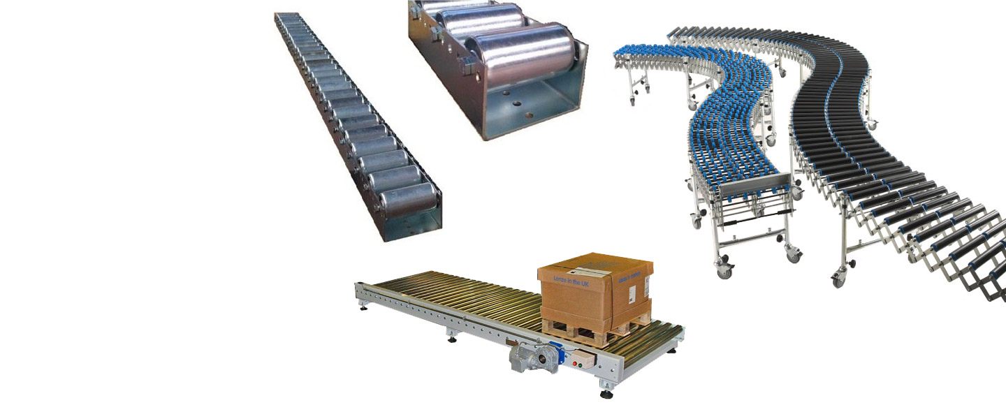 Albion Handling Flexible Extending Conveyors